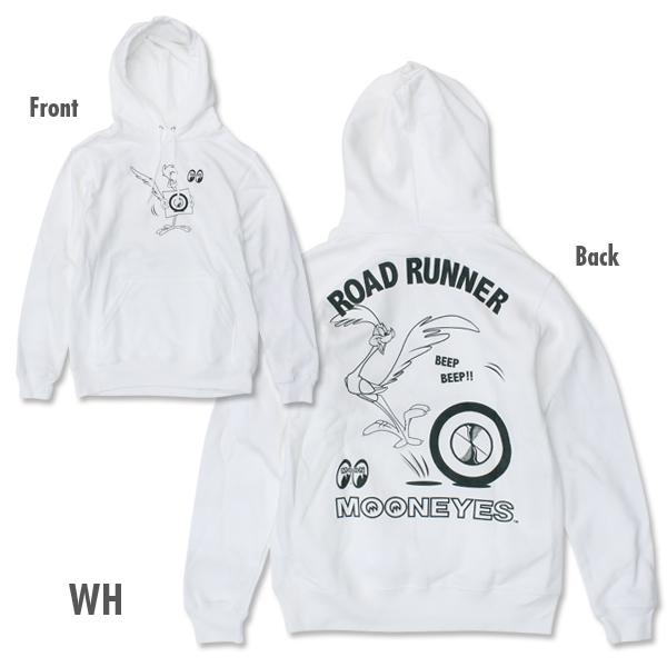 Road Runner プルオーバー パーカー